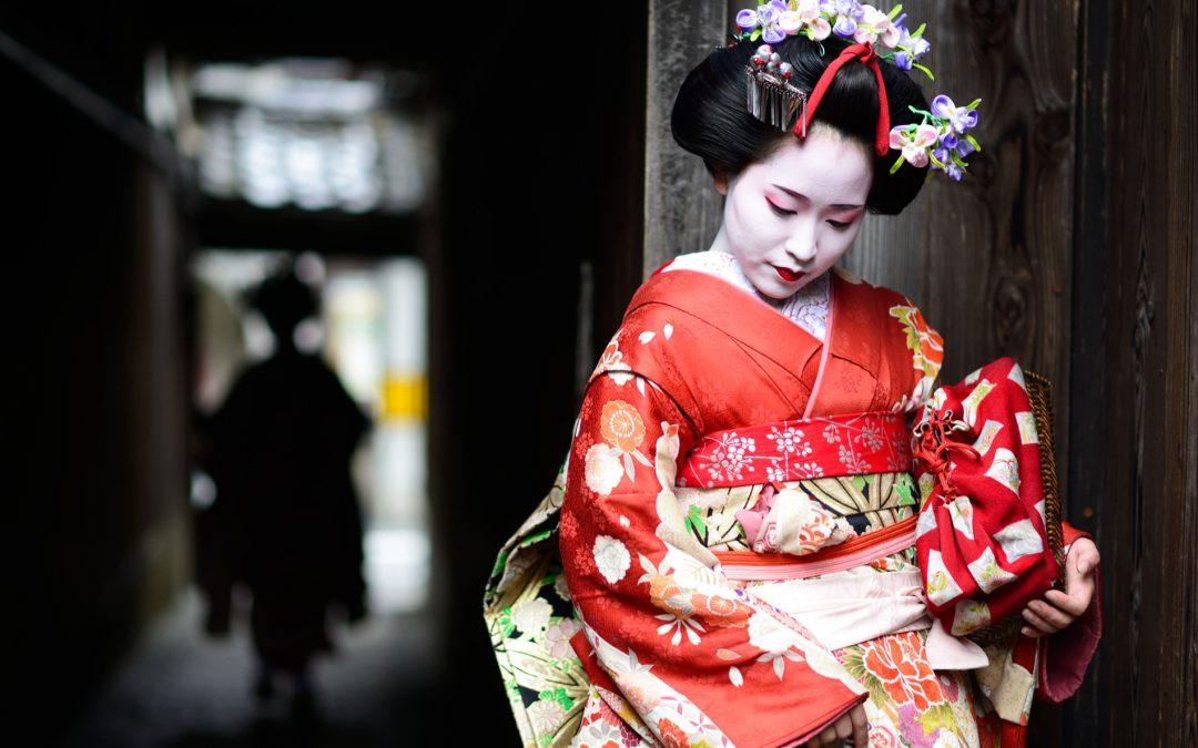Välbefinnande i japansk anda