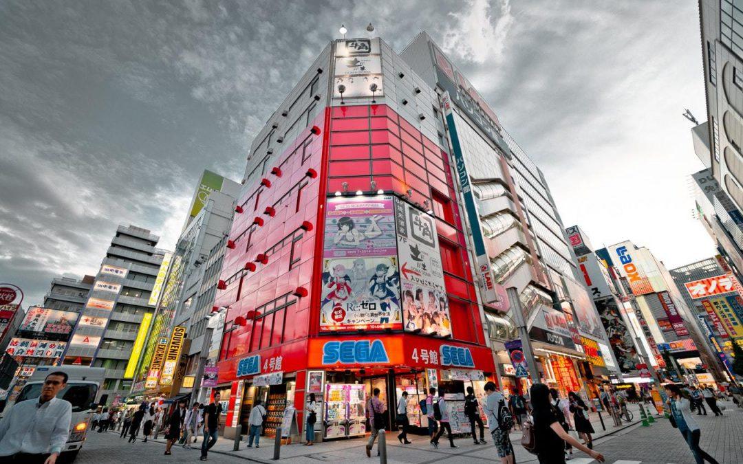 Subkulturer i Tokyo